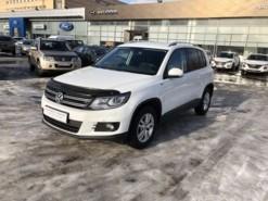 Volkswagen Tiguan 2016 г. (белый)
