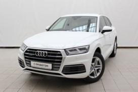 Audi Q5 2018 г. (белый)
