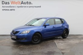Mazda 3 2006 г. (синий)