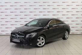 Mercedes-Benz CLA 0 г. (черный)