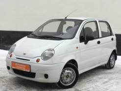 Daewoo Matiz 2013 г. (белый)