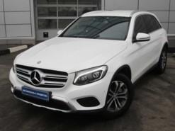 Mercedes-Benz GLK 2016 г. (белый)