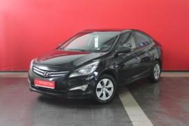 Hyundai Solaris 2014 г. (черный)