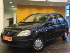 Renault Logan 2014 г. (черный)