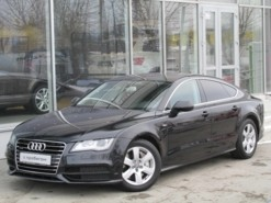 Audi A7 Sportback 2012 г. (черный)
