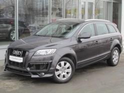 Audi Q7 2013 г. (серый)