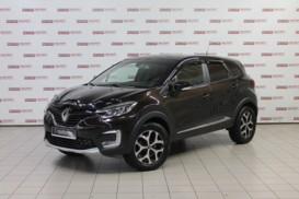 Renault Kaptur 2017 г. (коричневый)