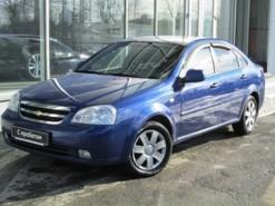 Chevrolet Lacetti 2010 г. (синий)