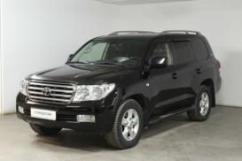 Toyota Land Cruiser 2011 г. (черный)