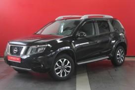 Nissan Terrano 2014 г. (черный)