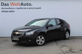 Chevrolet Cruze 2012 г. (черный)