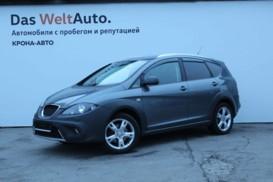SEAT Altea 2012 г. (серый)