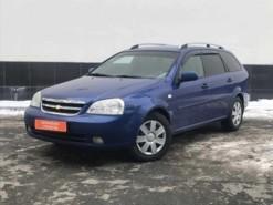 Chevrolet Lacetti 2007 г. (синий)