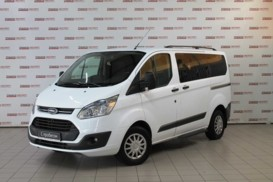 Ford Tourneo Custom 2014 г. (белый)
