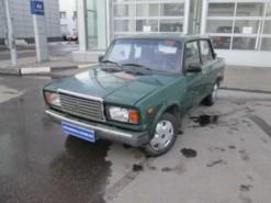 LADA 2107 1998 г. (зеленый)