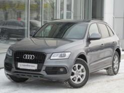 Audi Q5 2013 г. (серый)