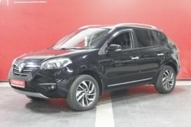 Renault Koleos 2014 г. (черный)