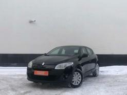 Renault Megane 2011 г. (черный)