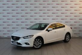 Mazda 6 2017 г. (белый)