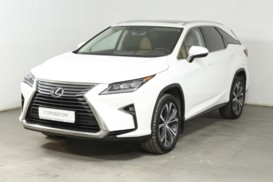 Lexus RX 2018 г. (белый)