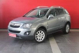 Opel Antara 2012 г. (серый)