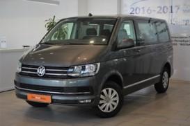 Volkswagen Caravelle 2018 г. (серый)