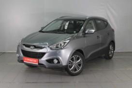 Hyundai ix35 2013 г. (серый)