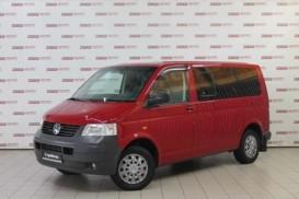 Volkswagen Caravelle 2007 г. (красный)