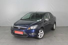 Ford Focus 2010 г. (синий)