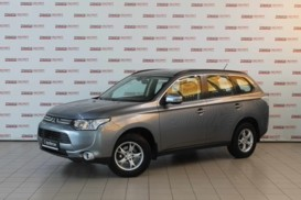 Mitsubishi Outlander 2012 г. (серый)