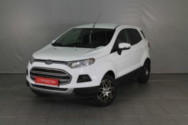 Ford EcoSport 2016 г. (белый)