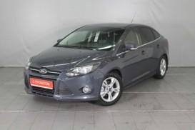 Ford Focus 2012 г. (серый)