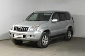 Toyota Land Cruiser Prado 2008 г. (серый)