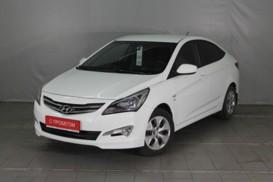 Hyundai Solaris 2016 г. (белый)