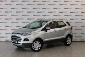 Ford EcoSport 2014 г. (серебряный)