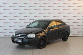 Chevrolet Lacetti 2006 г. (черный)