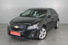 Chevrolet Cruze 2014 г. (черный)