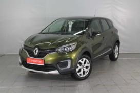Renault Kaptur 2016 г. (зеленый)