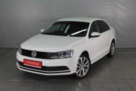 Volkswagen Jetta 2015 г. (белый)