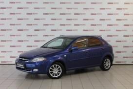 Chevrolet Lacetti 2008 г. (синий)