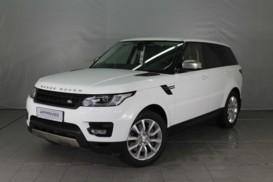 Land Rover Range Rover Sport 2014 г. (белый)