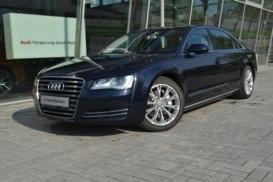 Audi A8 2013 г. (синий)