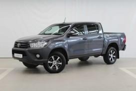 Toyota Hilux 2017 г. (серый)