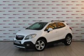 Opel Mokka 2014 г. (белый)