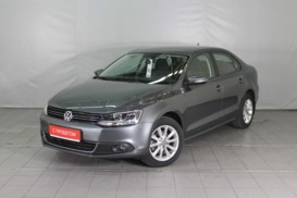 Volkswagen Jetta 2012 г. (серый)