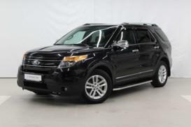 Ford Explorer 2013 г. (черный)