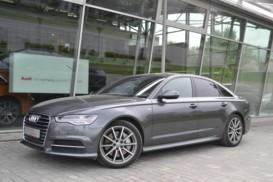 Audi A6 2016 г. (серый)