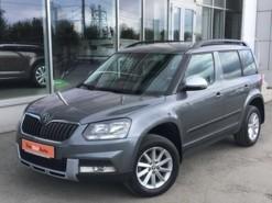 Škoda Yeti 2015 г. (серый)