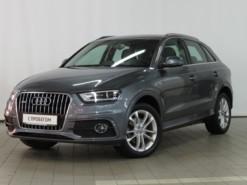 Audi Q3 2013 г. (серый)