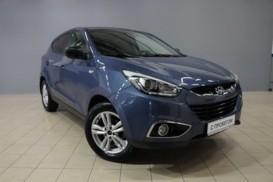 Hyundai ix35 2013 г. (синий)